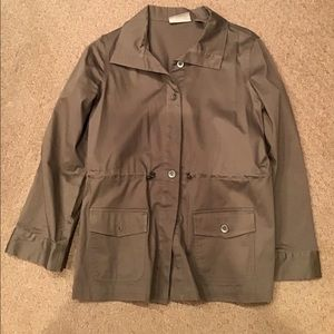 🌷BEAUTIFUL JACKET BY CHICOS SIZE 1